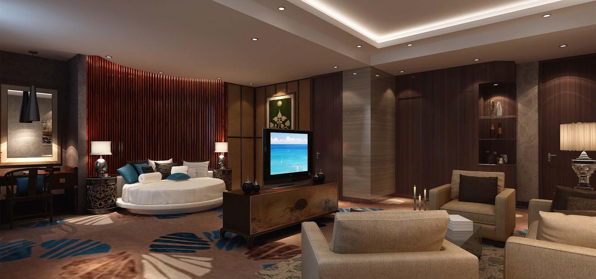 鸿钰幻维酒店设计